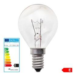 40W Tropfen Glühbirne E14