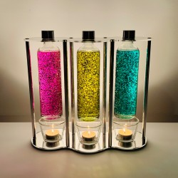 CandleGlow O3 Glitter...