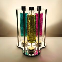 CandleGlow T3 Glitter Tea...