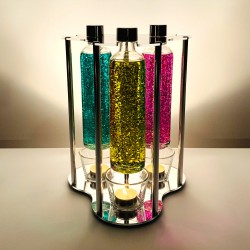 GOOLAMP T3 Glitter Tea...