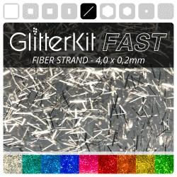 FIBER STRAND GlitterKit Fast