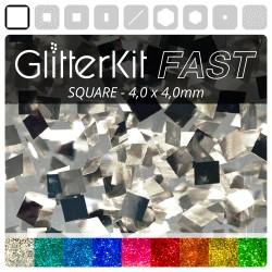 SQUARE 4,0 GlitterKit Fast